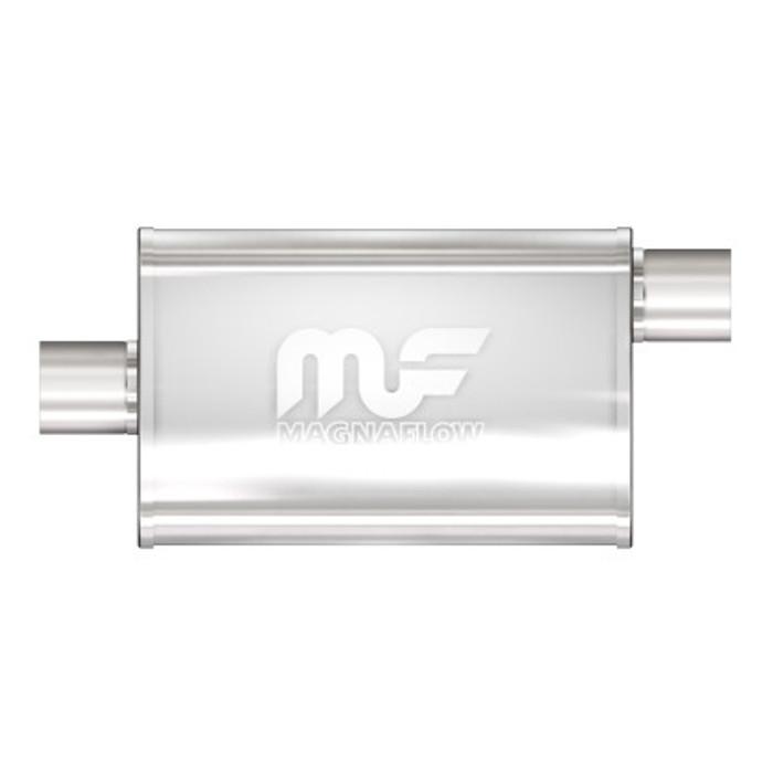 MagnaFlow Muffler Mag SS 11X4X9 2.25 O/C