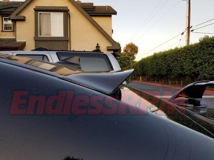 2009-2014 Acura TSX CU2 SEDAN Roof Spoiler