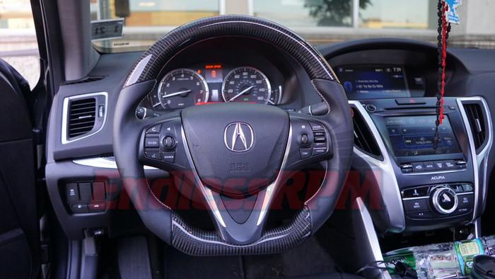 Custom Steering Wheel (2015-18) ACURA TLX + Aspec