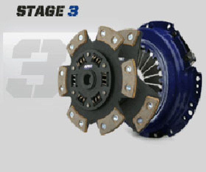 SPEC Clutch Stage 3 - Acura TL 2004-2008 base and TYPE-S SPEC Clutch SA403-2 (NEEDS NEW SPEC FLYWHEEL TO WORK)