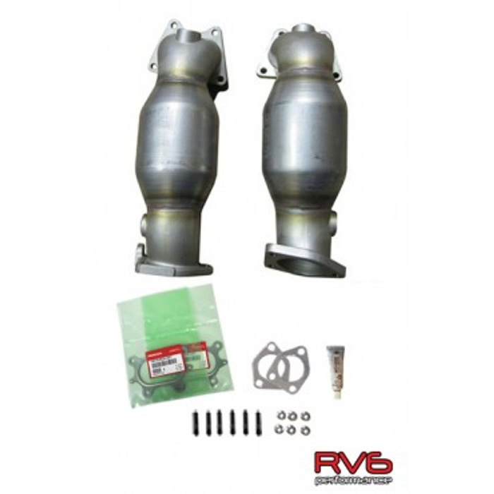 V3 RV6  HFPCs™ (High Flow Precats) Kit (04-08 TL)
