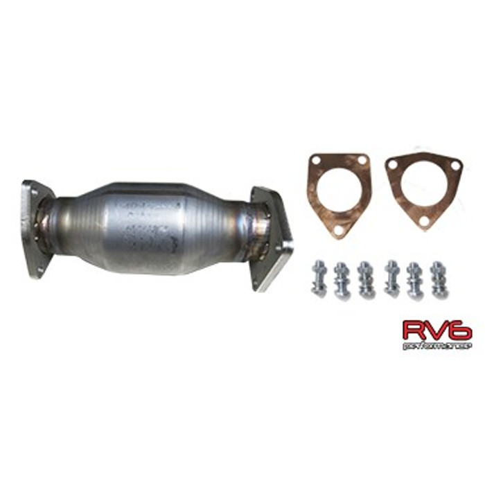 RV6™ High Flow Cat Kit for 09-14 TSX I4 (2.4L)  - 08-12 ACCORD