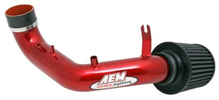 AEM 02-06 RSX Type S Red Short Ram Intake