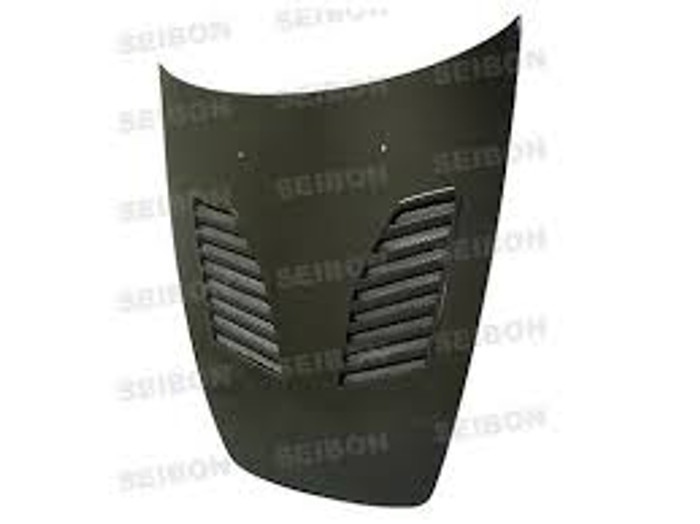 Seibon 00-10 Honda S2000 CW Carbon Fiber Hood