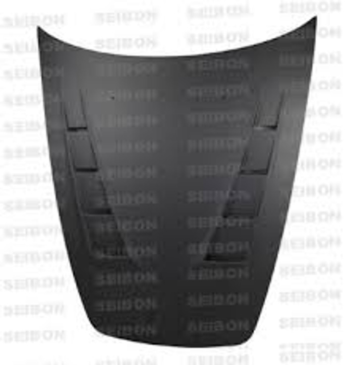 Seibon 00-10 Honda S2000 MG Carbon Fiber Hood