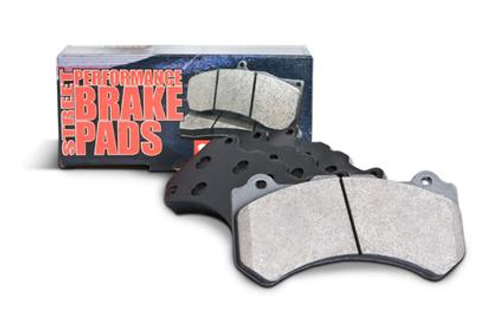 Stop Tech Performance 08-10 Honda Accord EX/EX-L Coupe / 08-10 LX/LX-P/LX+ Sedan Rear Brake Pads