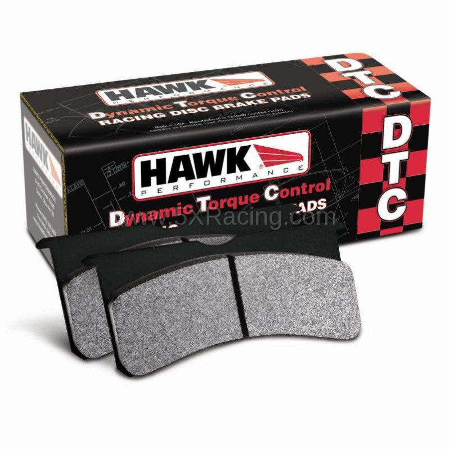 Hawk DTC-70 Race Rear Brake Pads
