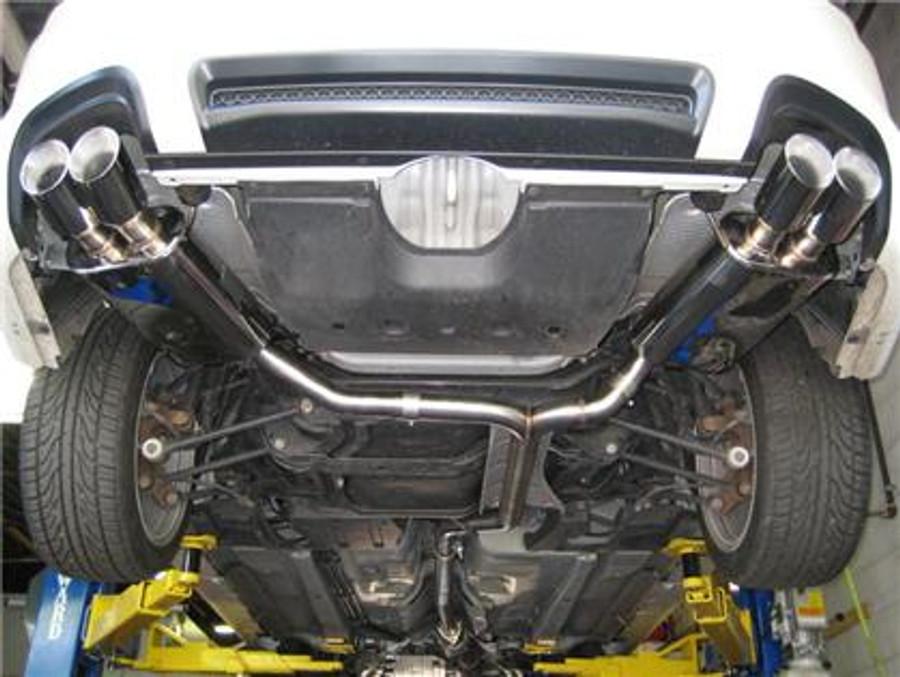 xlr8 catback exhaust non res 2004 2008 tl quad tips endless rpm rh endlessrpm com 2004 Acura TL White 2005 Acura TL Service Manual