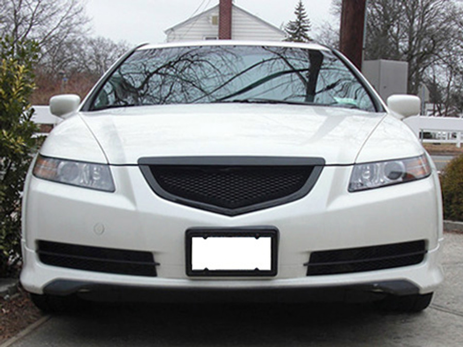 Shark Mouth Style Acura Tl Front Grill - 2005 acura rl front grill