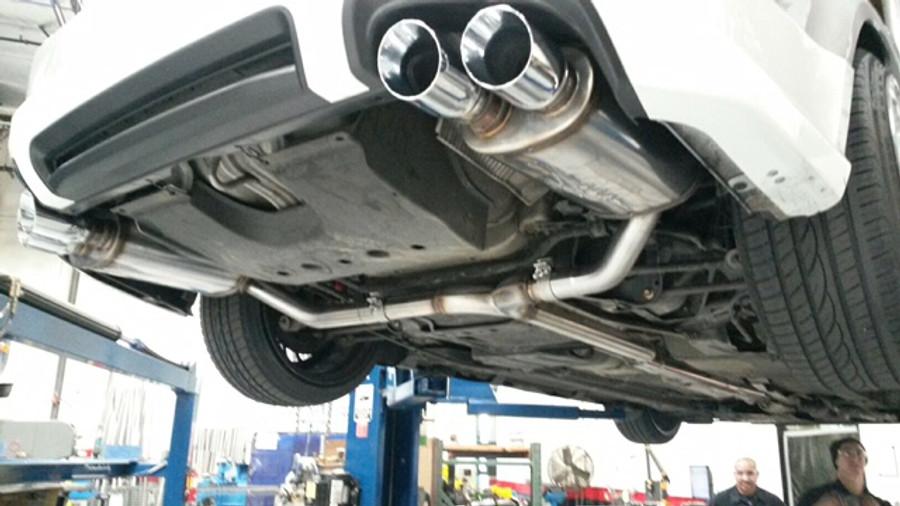 Endlessrpm Quad Catback Acura Tl: 2004 Acura Tl Magnaflow Exhaust At Woreks.co