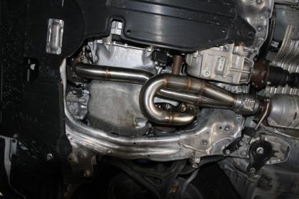 J-Pipe XLR8 3.7 SH-AWD models - EndLess RPM on