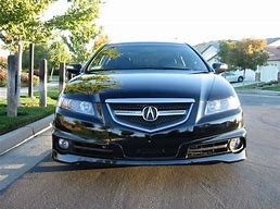 Aspec Front And Rear Acura TL TypeS - 2005 acura tl front lip
