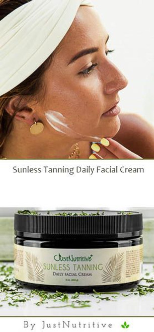 Just Natural Skin Care Reviews Sunless Tanning