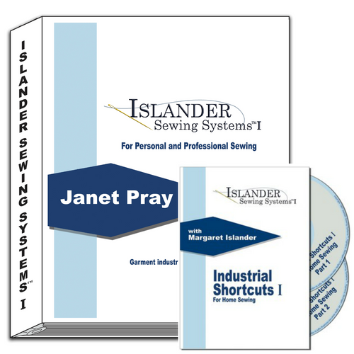 Islander Sewing Systems I, Book & DVD