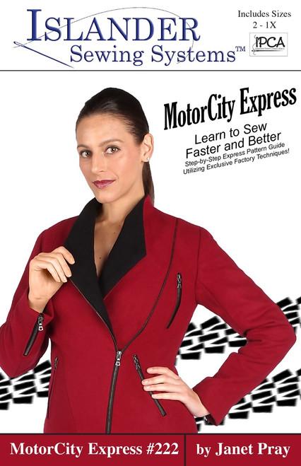 OW - MotorCity Express (Tissue)