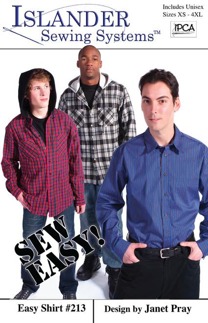 Men's Easy Shirt