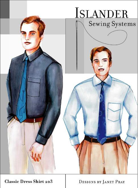 Men's Classic Dress Shirt