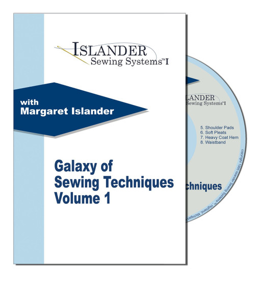 A Galaxy Of Sewing Techniques 1 DVD