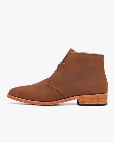 Isa Boot - Oak