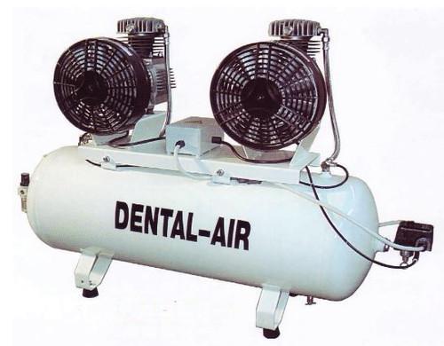 DA 2 Tandem Oil Free Air Compressor