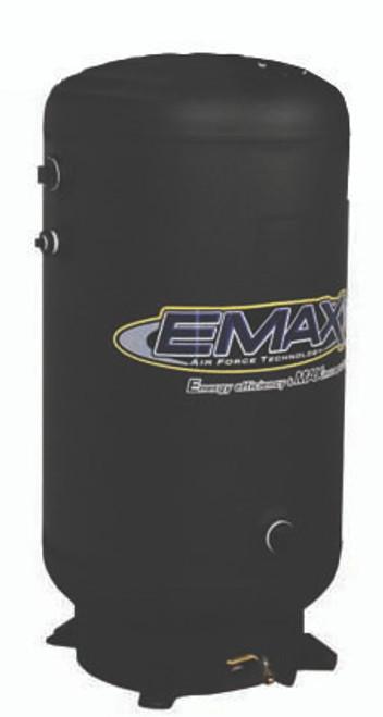 EMAX 120 Gallon Vertical Air Receiver with Auto Drain