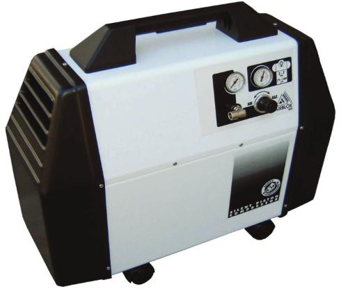 Silentaire DA 1/6/59 Oil Free Silent Air Compressor