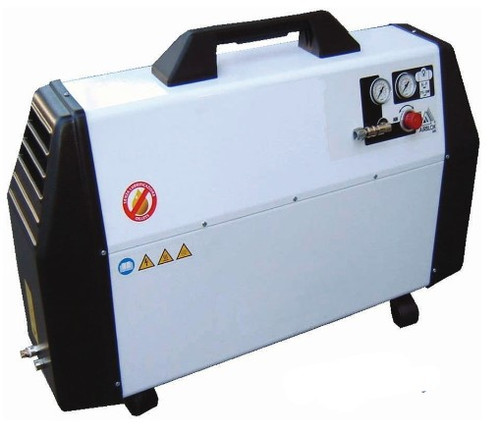 Silentaire DA 1/6/579 Oil Free Silent Air Compressor with Desiccant Dryer