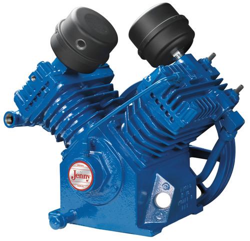 Jenny 3 - 5 HP Single Stage Model GU Air Compressor Pump