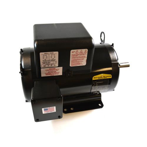 2023000868 Old 1312100399 5 HP 208-230 Volt Single Phase Baldor Electric Motor