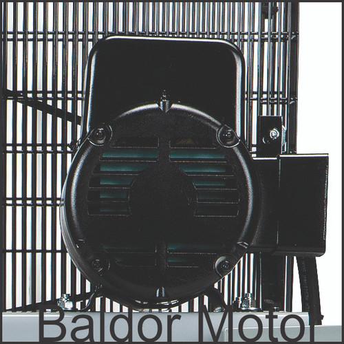 1312100400 7.5HP 208-230 Volt Single Phase Baldor Motor