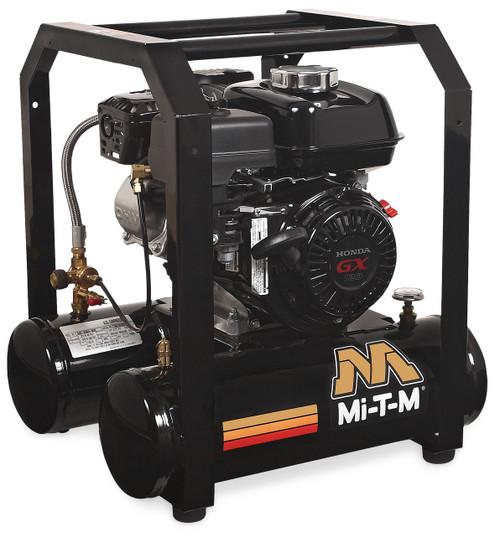 Mi-T-M AM1-HH04-05WP 4 HP Honda Gasoline Driven Single Stage Hand Carry Air Compressor