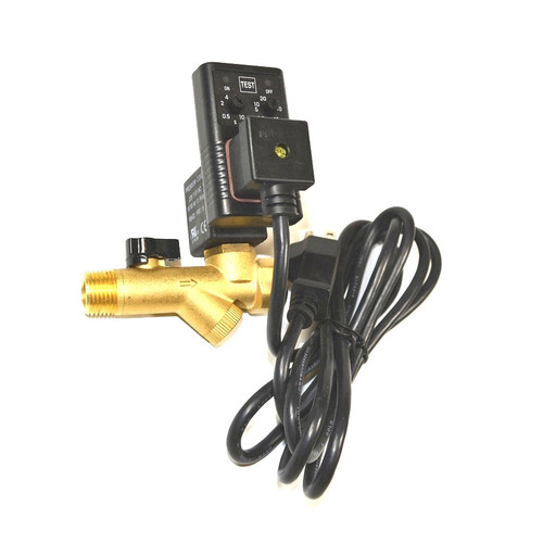 1312100109 Electric Timed Automatic Tank Drain