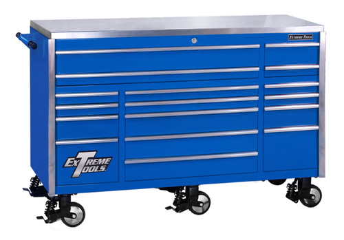 Extreme Tools EX7217RCBL Roller Cabinet Tool Box