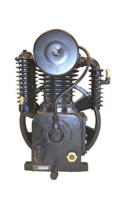 BelAire and Chicago Pneumatic Cast Iron Air Compressor Pump C1 1312202800 5 - 7.5 HP