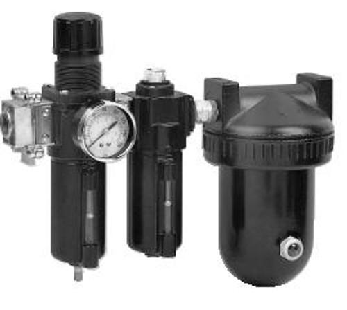 Chicago Pneumatic Model QRS 7510XL Desiccant Dryer System