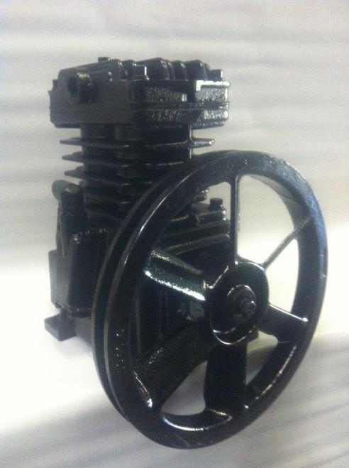 Schulz MSL 15 MAX 3 HP Single Stage Cast Iron Air Compressor Pump