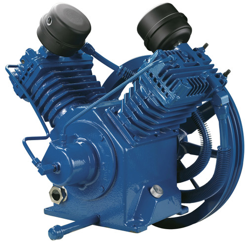 Jenny 3 to 5 HP Two Stage Model W Air Compressor Pump