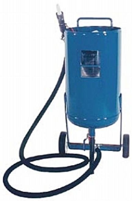 Cyclone Manufacturing PT-100 Pressure Sand Blast Unit