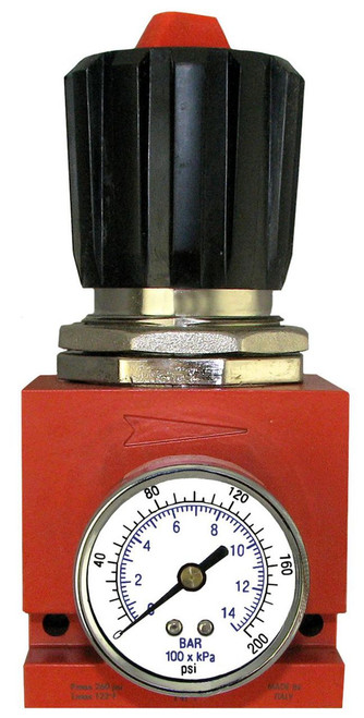 "C-Aire FR REG25CFM 25 CFM 1/4"" Regulator"