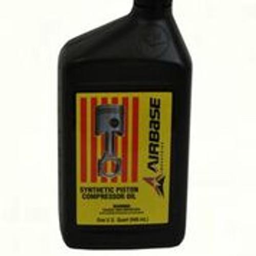 OIL004 Airbase 1 Quart Full Synthetic Piston Oil EMAX Compressors