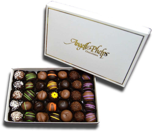 Creme Filled Chocolate Candies Assortment