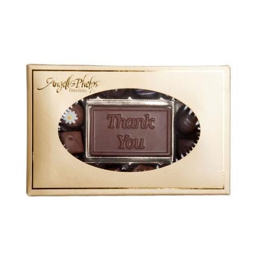 Thank You Chocolate Box