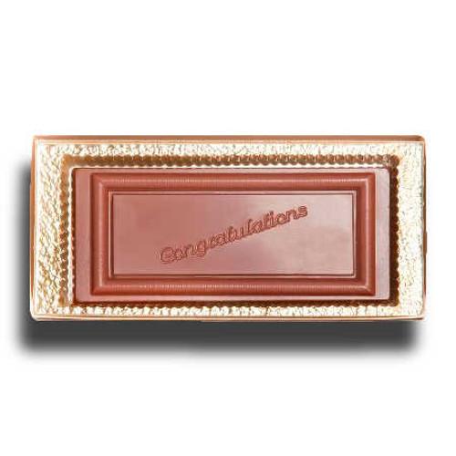 Chocolate Congratulations Bar