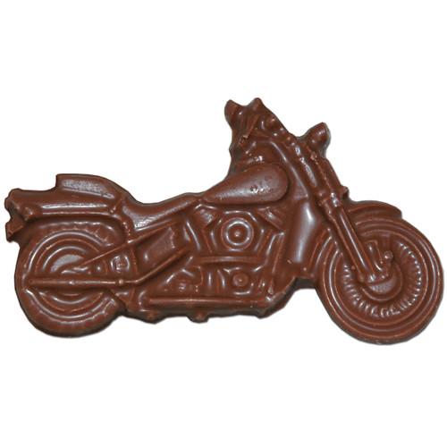 milk chocolate 2 oz motorcycle