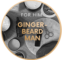 FOR HIM GINGER-BEARD MAN