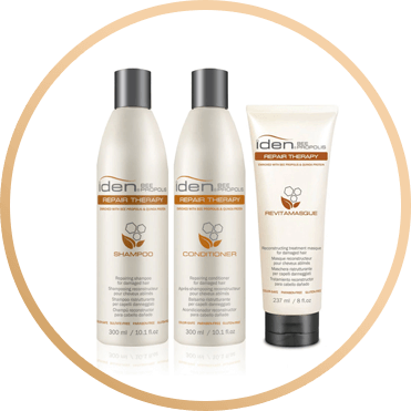 IDEN PROPOLIS REPAIR THERAPY 3PC GIFT SET
