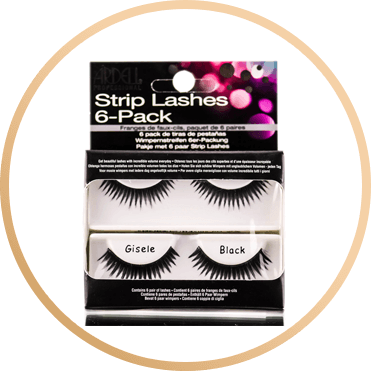ARDELL STRIP LASHES 6-PACK