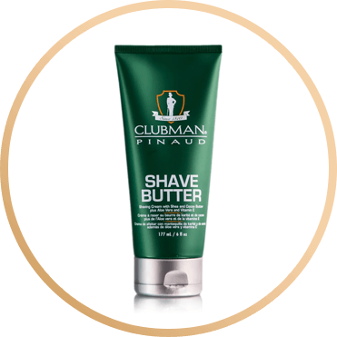 CLUBMAN SHAVE BUTTER
