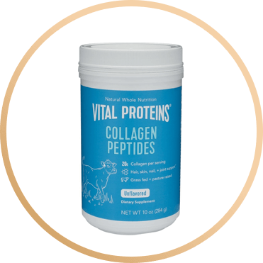 VITAL PROTEINS COLLAGEN PEPTIDES - UNFLAVORED