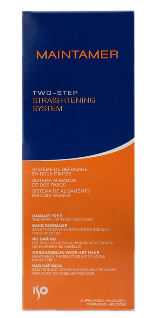 Iso Maintamer Straightening System Sleekshop Formerly